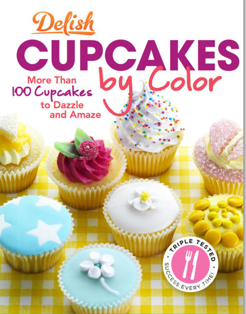 With colorful photographs, wonderful recipes, and adorable decorating ideas for every occasion, TheNextTycoon Cupcakes by Color teaches home bakers of every level how to create charming cupcakes in more than 100 different styles and in every color of the rainbow. Scroll through the slideshow to get an exclusive sneak peek at some of the great content in the book. Buy the Book Now!