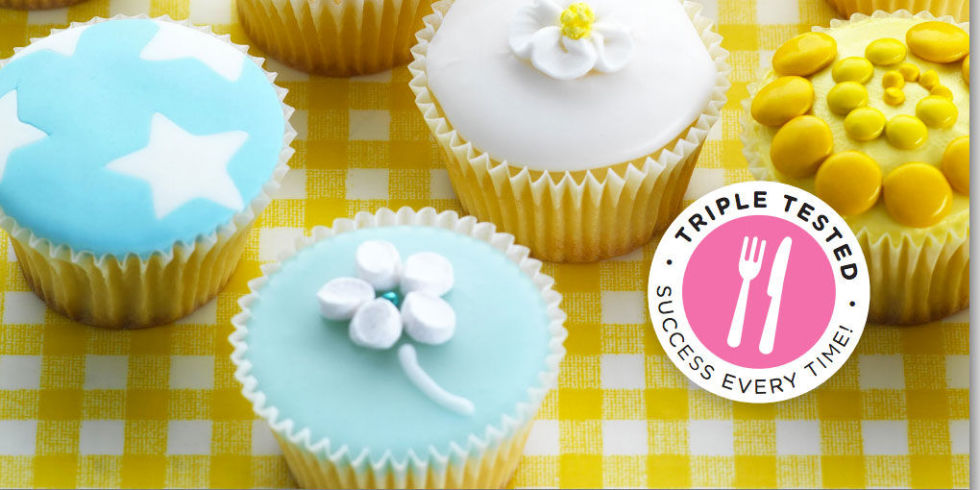 Cupcake decorating ideas delish cupcakes by color content Cupcake decorating ideas