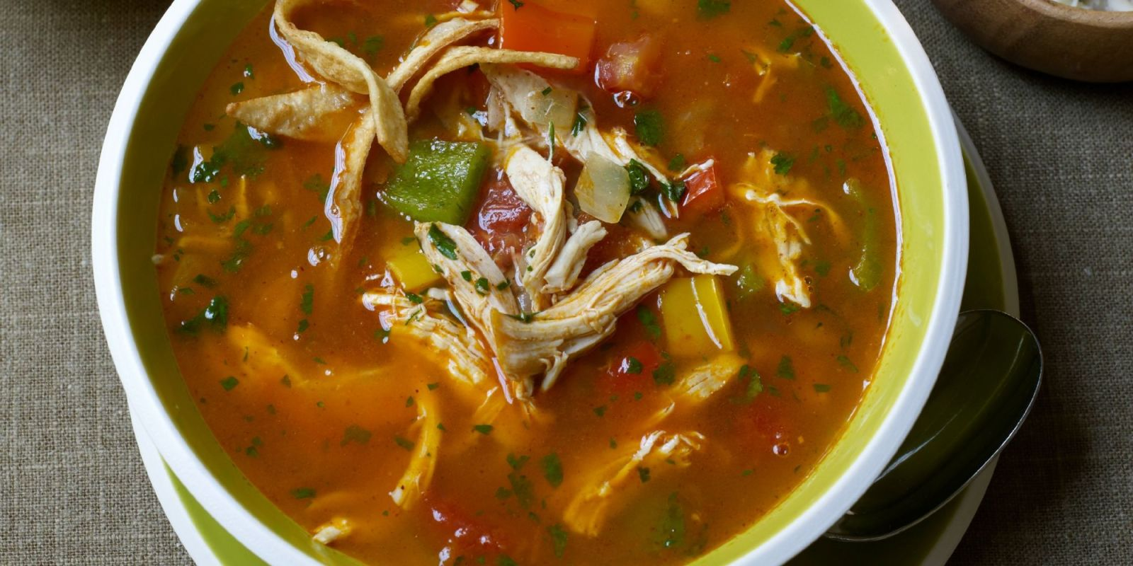 Tortilla Soup Recipes - Mexican Soup Recipes