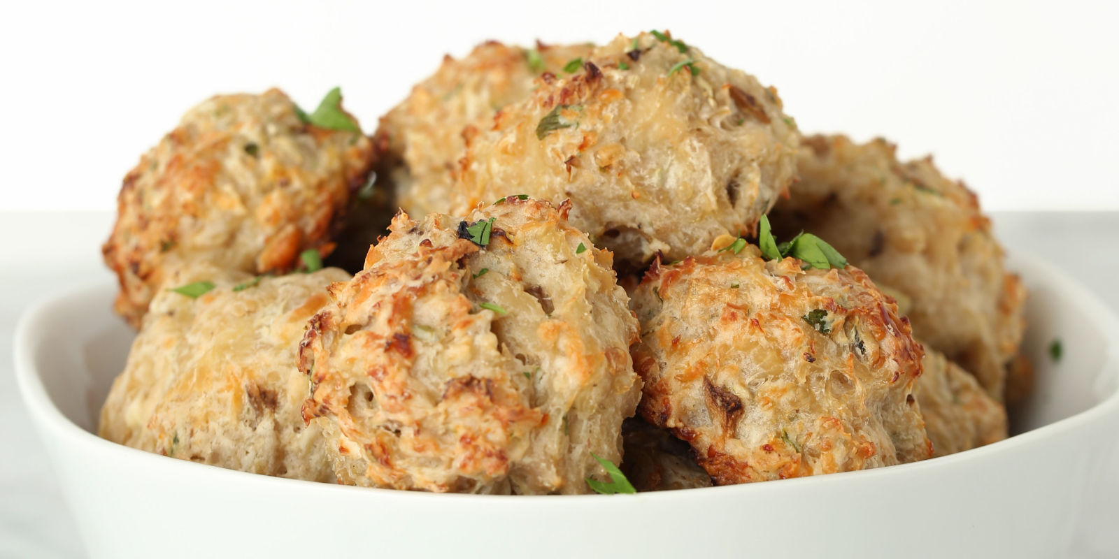 Baked Chicken Meatballs Recipes — Dishmaps