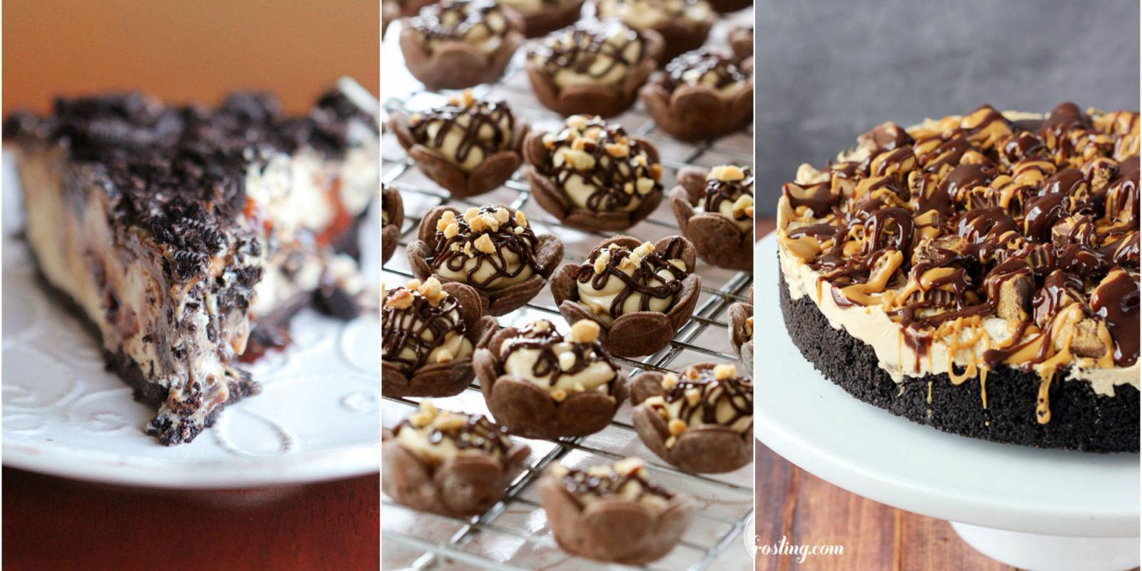 Twists on Peanut Butter Pie - Peanut Butter Pie Recipes