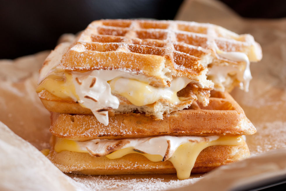 Belgian waffle recipes easy