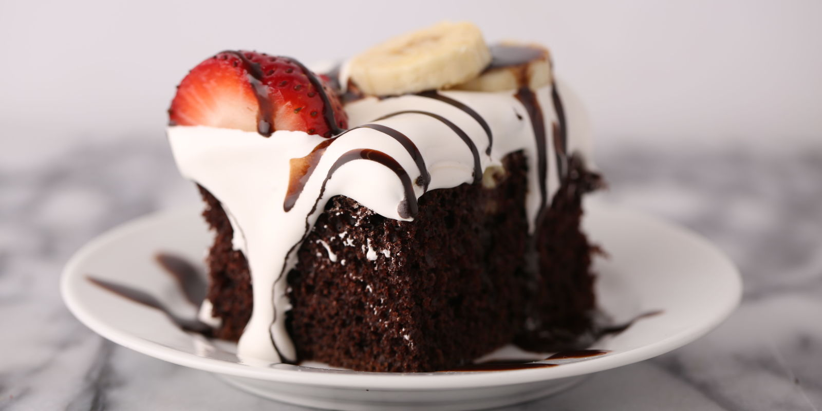Fudge sundae cake recipe