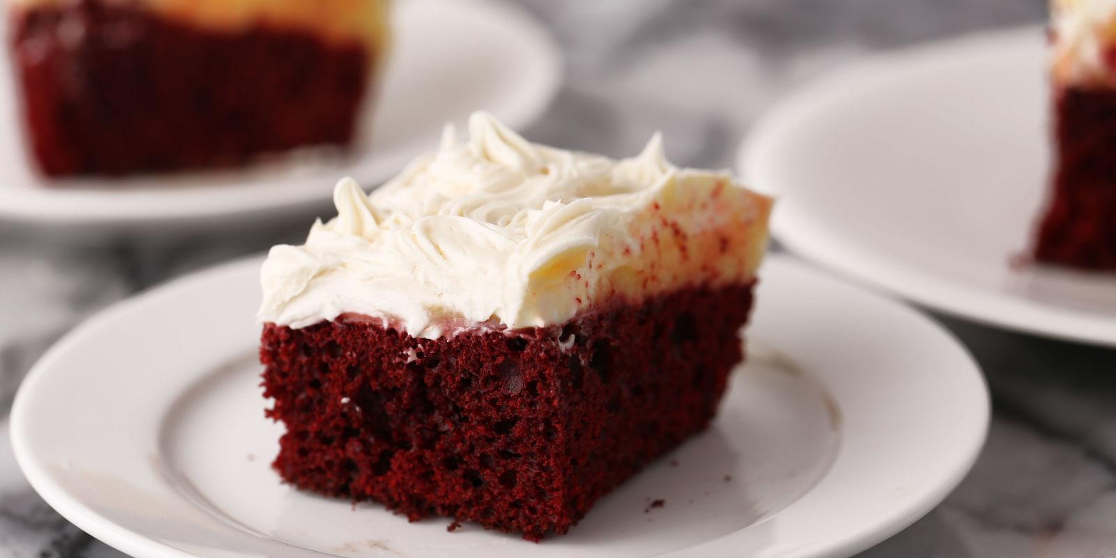 Red Velvet Cake Box Mix Ingredients
