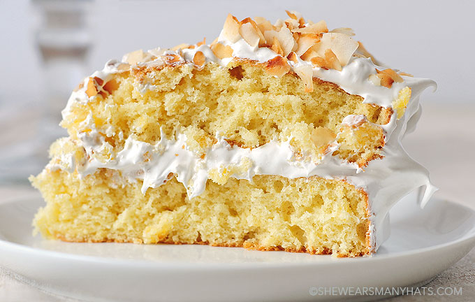 Lemon Cake Recipe Using Yellow Cake Mix
