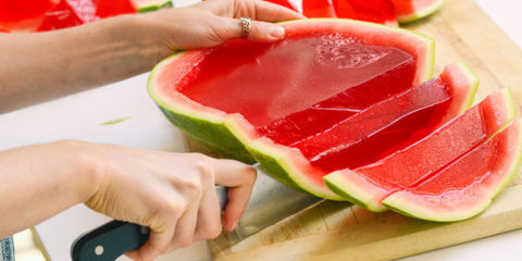 Giant Watermelon Shot