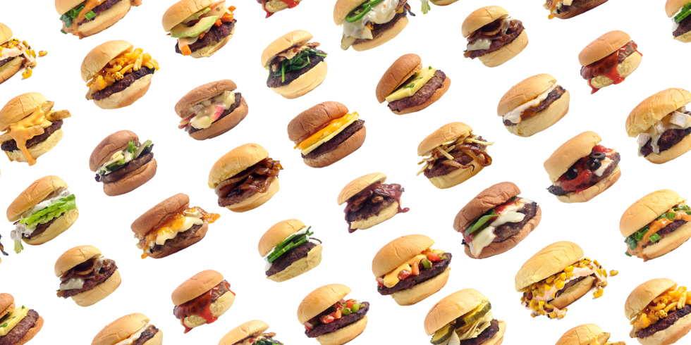 100 best hamburger recipes