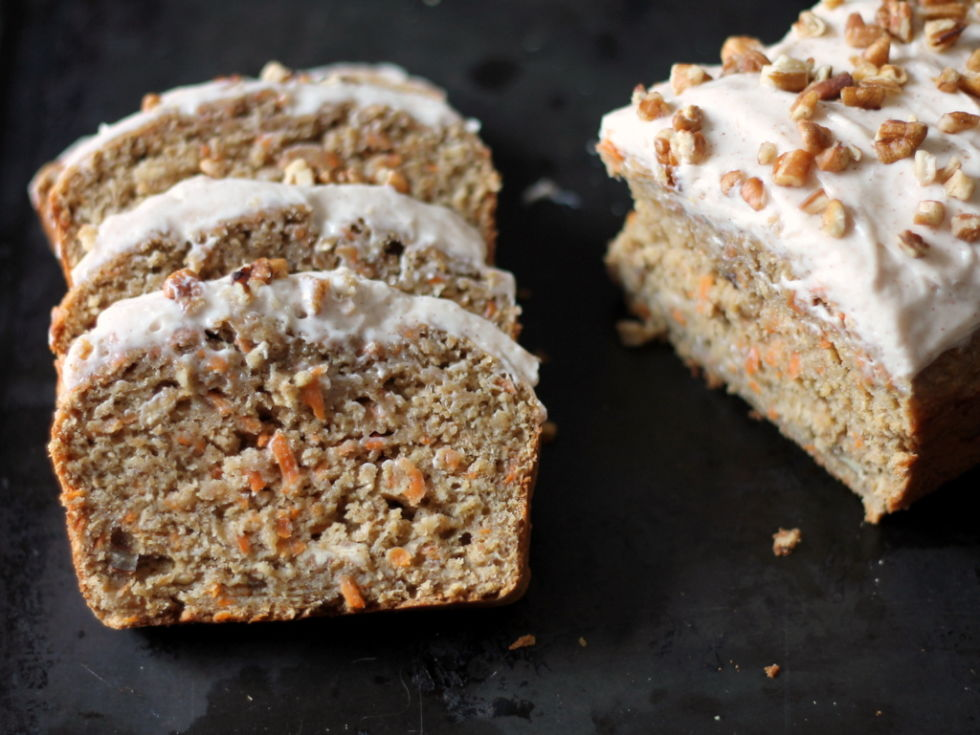 recipe: healthy carrot bread recipe [24]