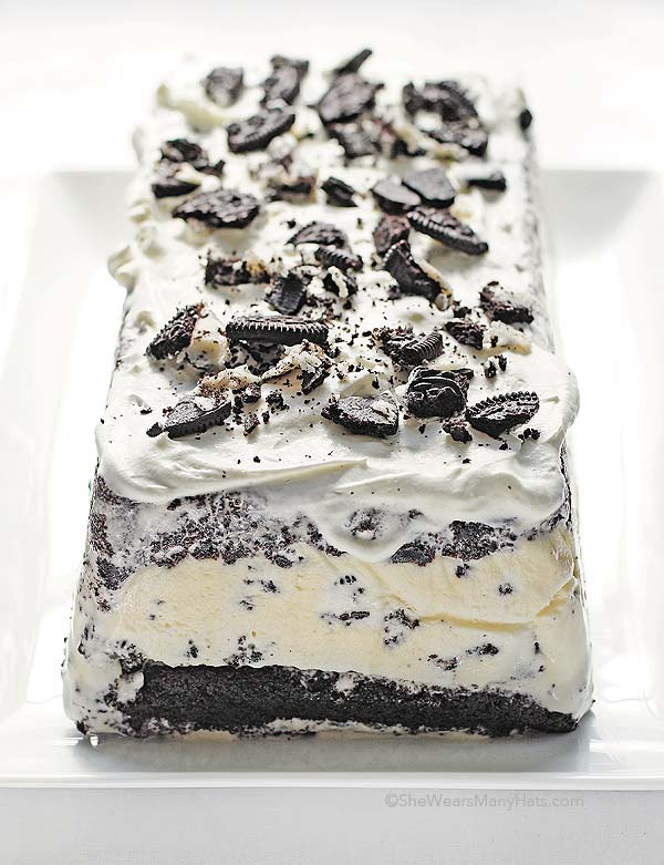 60 Best Ice Cream Cake Recipes How To Make Ice Cream Cake
