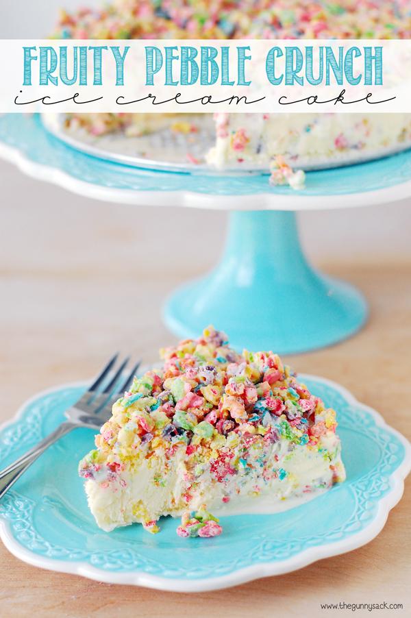 Best cake recipe for ice cream cake