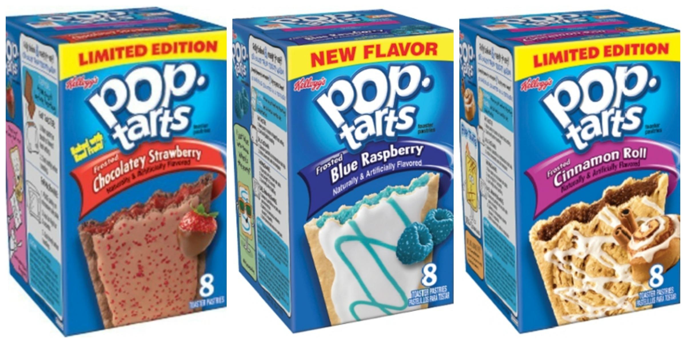 New Pop-Tart Flavors - Delish.com