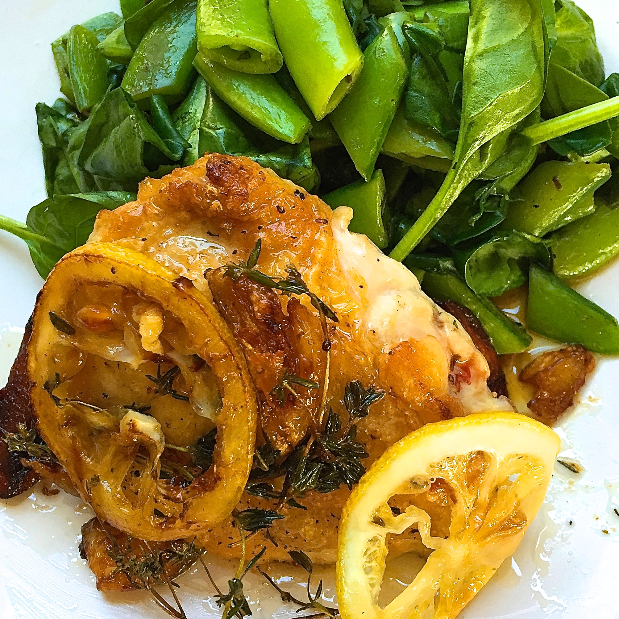 star anise chicken thighs with meyer lemon recipes dishmaps star anise ...
