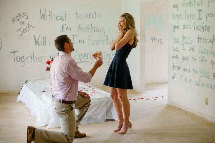 15 most creative ways to propose marriage