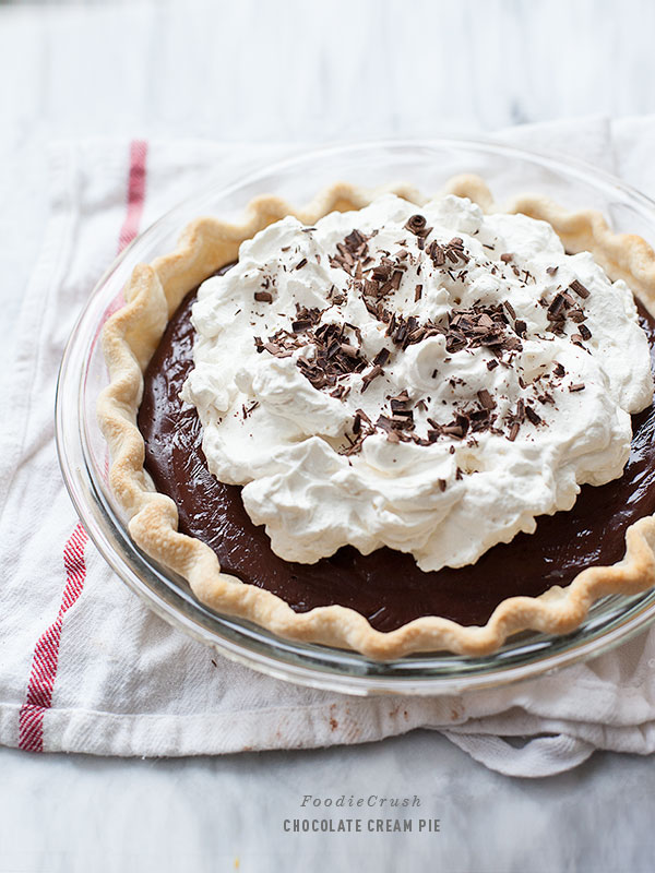 Chocolate Cream Pie Recipes - How to Make Chocolate Cream Pie