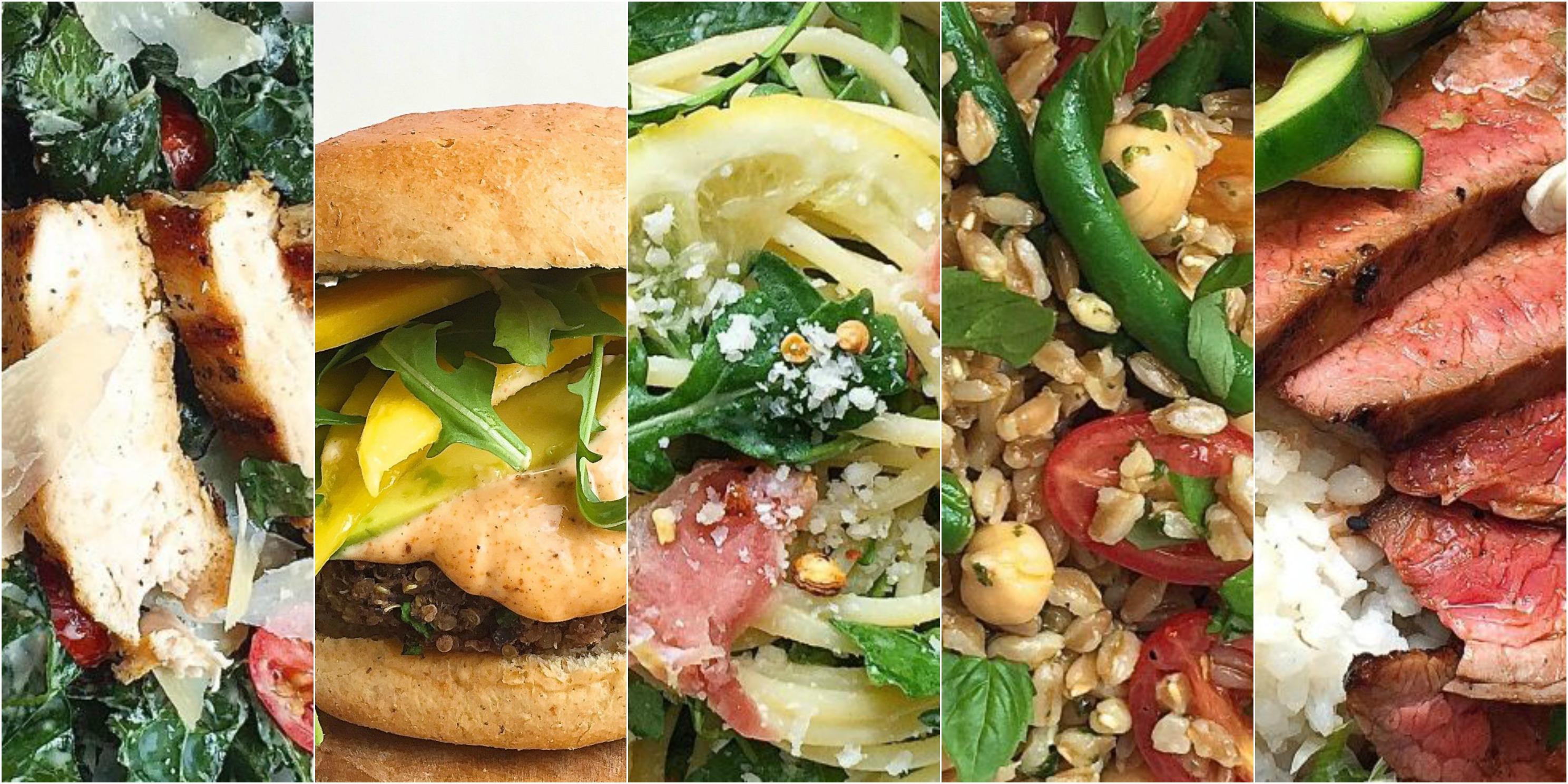 Easy Weeknight Dinner Recipes - Summer Dinner Recipes