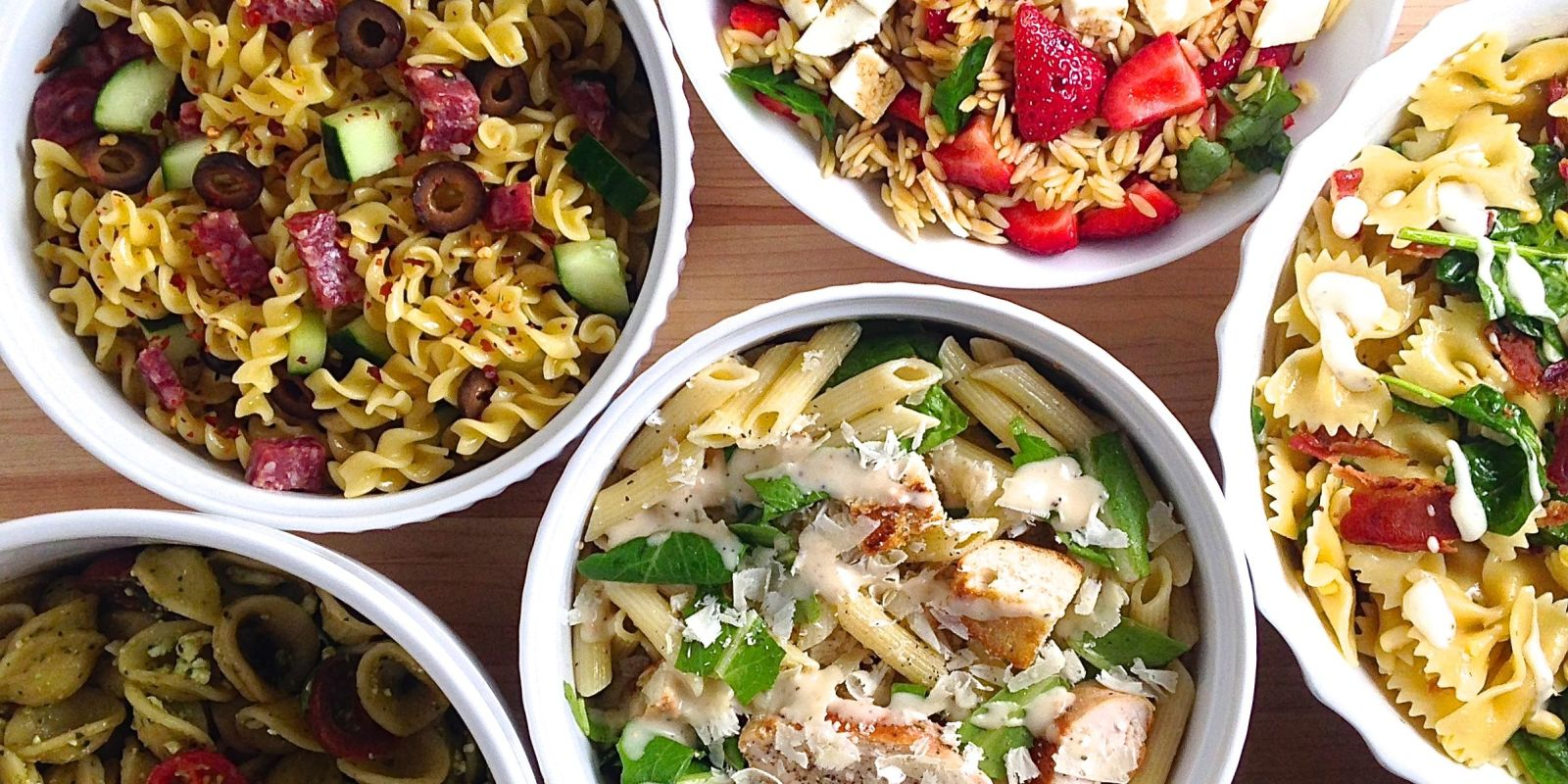 Pasta Salad Recipes - Best Recipes for Pasta Salad