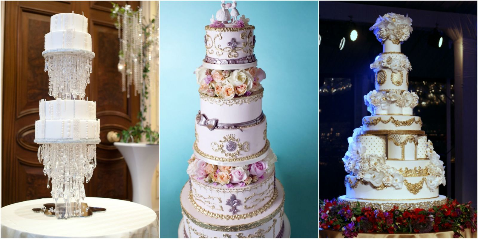 Outrageous and Crazy Wedding Cakes — Delish