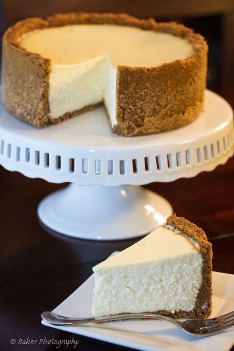 how to make homemade cheesecake