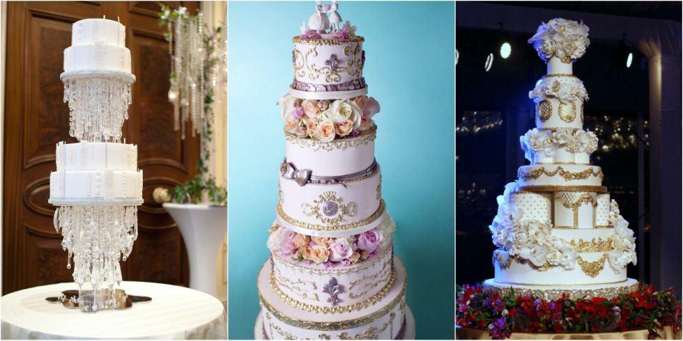 Outrageous And Crazy Wedding Cakes Pictures Delish