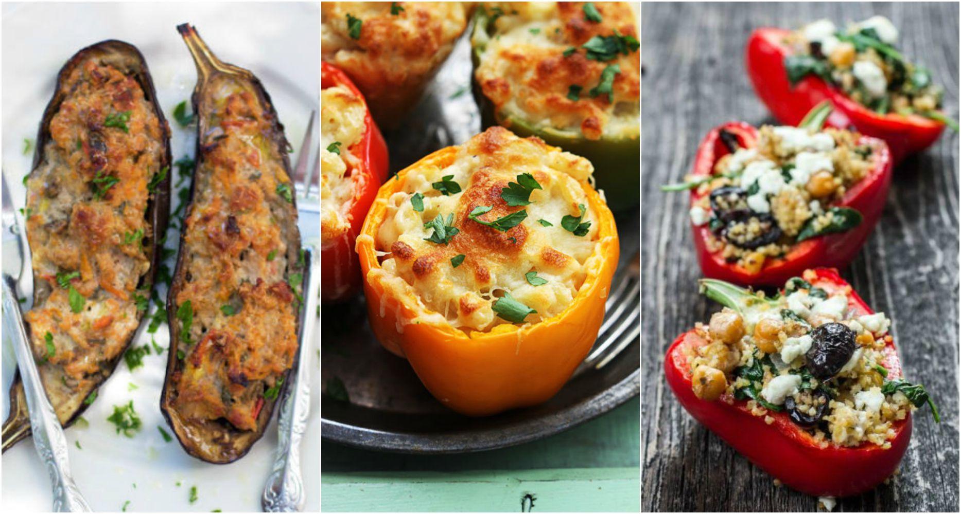 Stuffed Vegetable Recipes