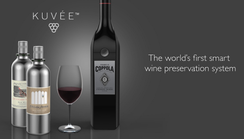 Kuvee Wine Preservation System Will Save You Tons Of Money
