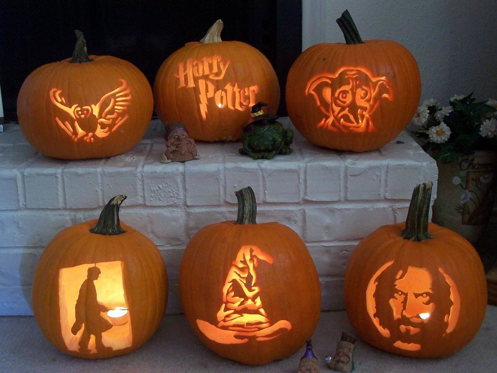 27 Creative Halloween Pumpkin Carving Ideas - Funny Jack-O-Lantern ...