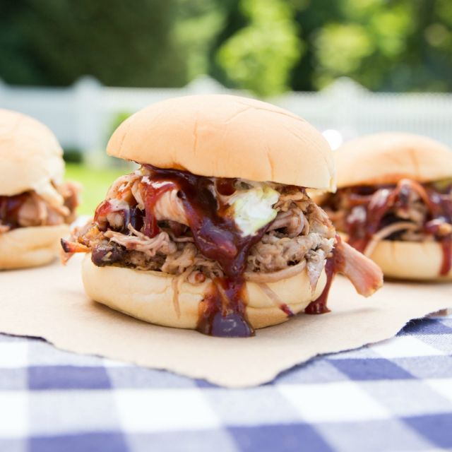 Easy bbq dinner party recipes