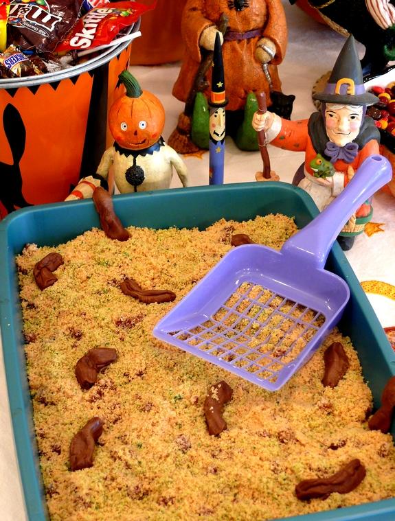 18 Gross Halloween Foods - Disgusting Party Food - Delish.com