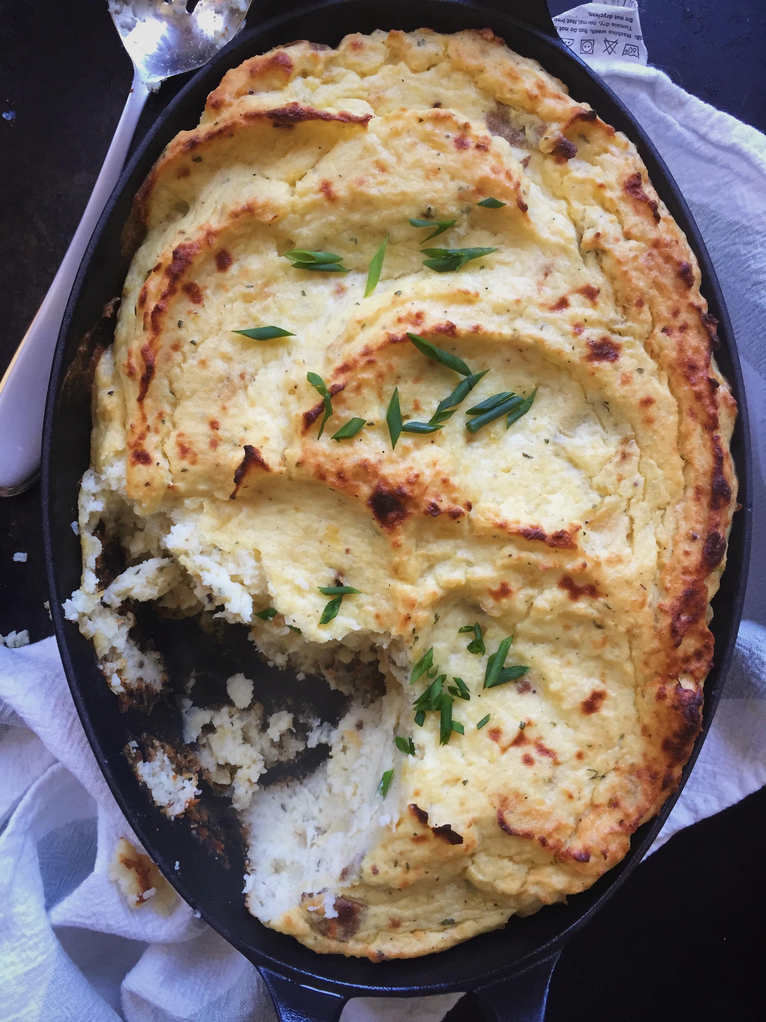 easy baked ranch potato souffl recipe how to make baked