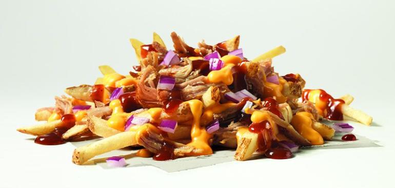 wendys brings back pulled pork cheese fries delishcom