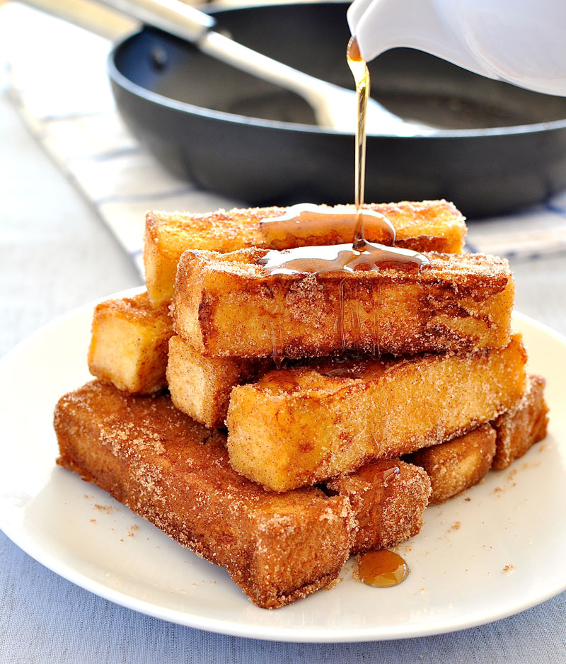 60 Best French Toast Recipes How To Make Easy Homemade French Toast Delish Com