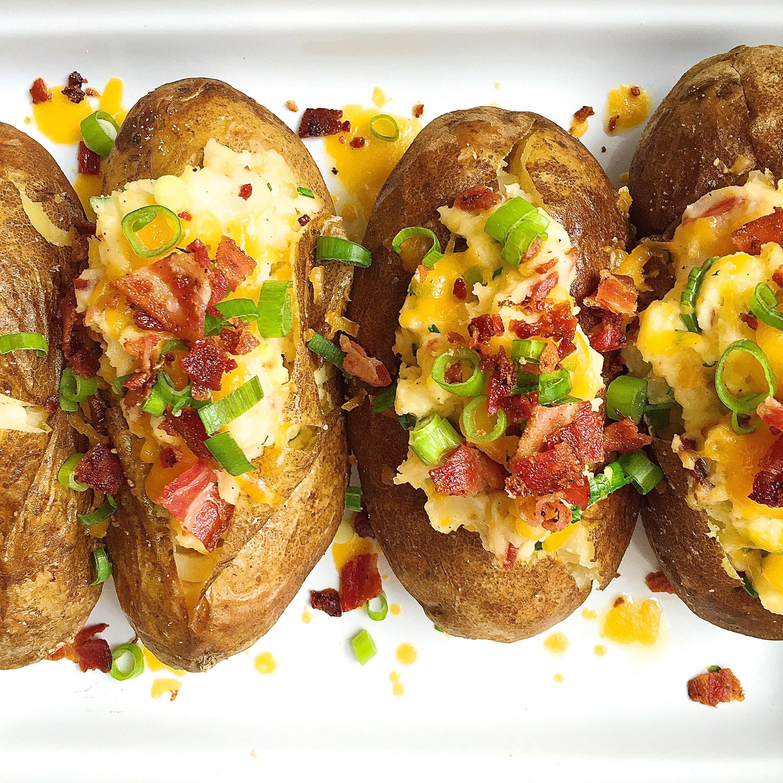 20+ Easy Cheesy Potato Recipes