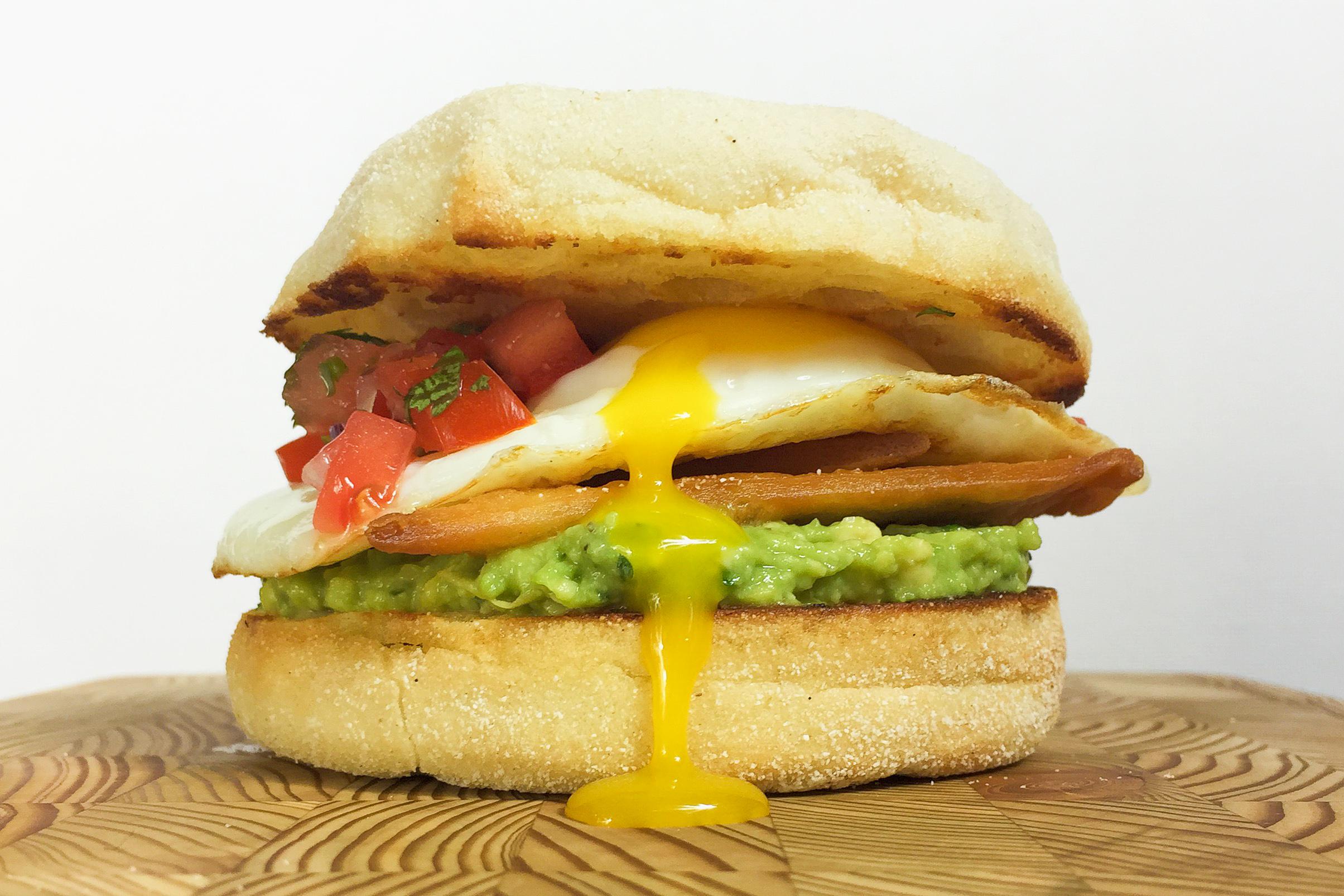30 easy breakfast sandwich recipes ideas for egg