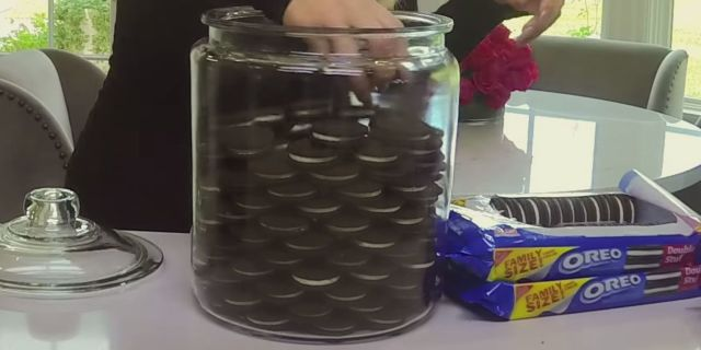 Kardashian OCD Cookie Jar