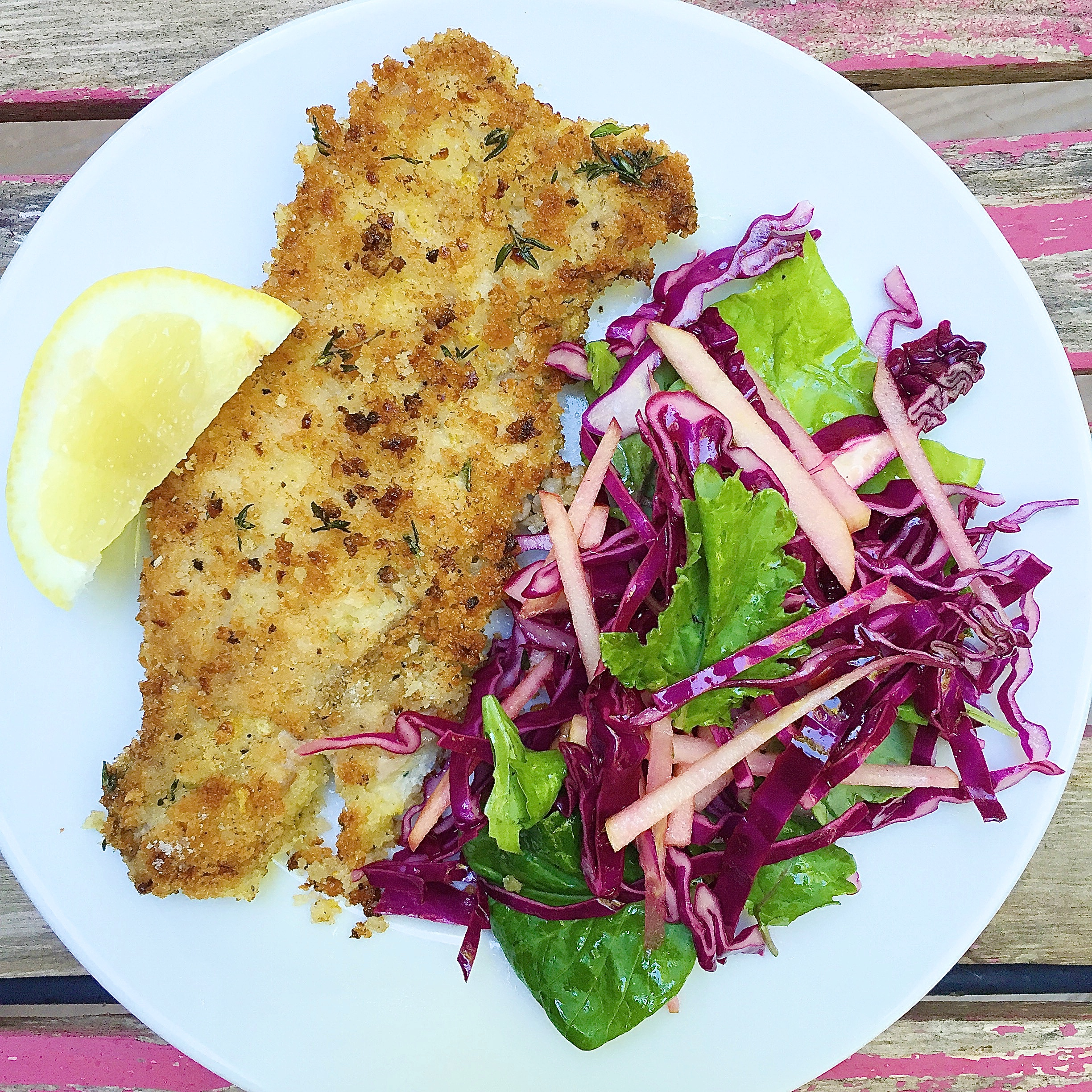 Best Breaded Pork Cutlets With Lemon Aioli How To Make