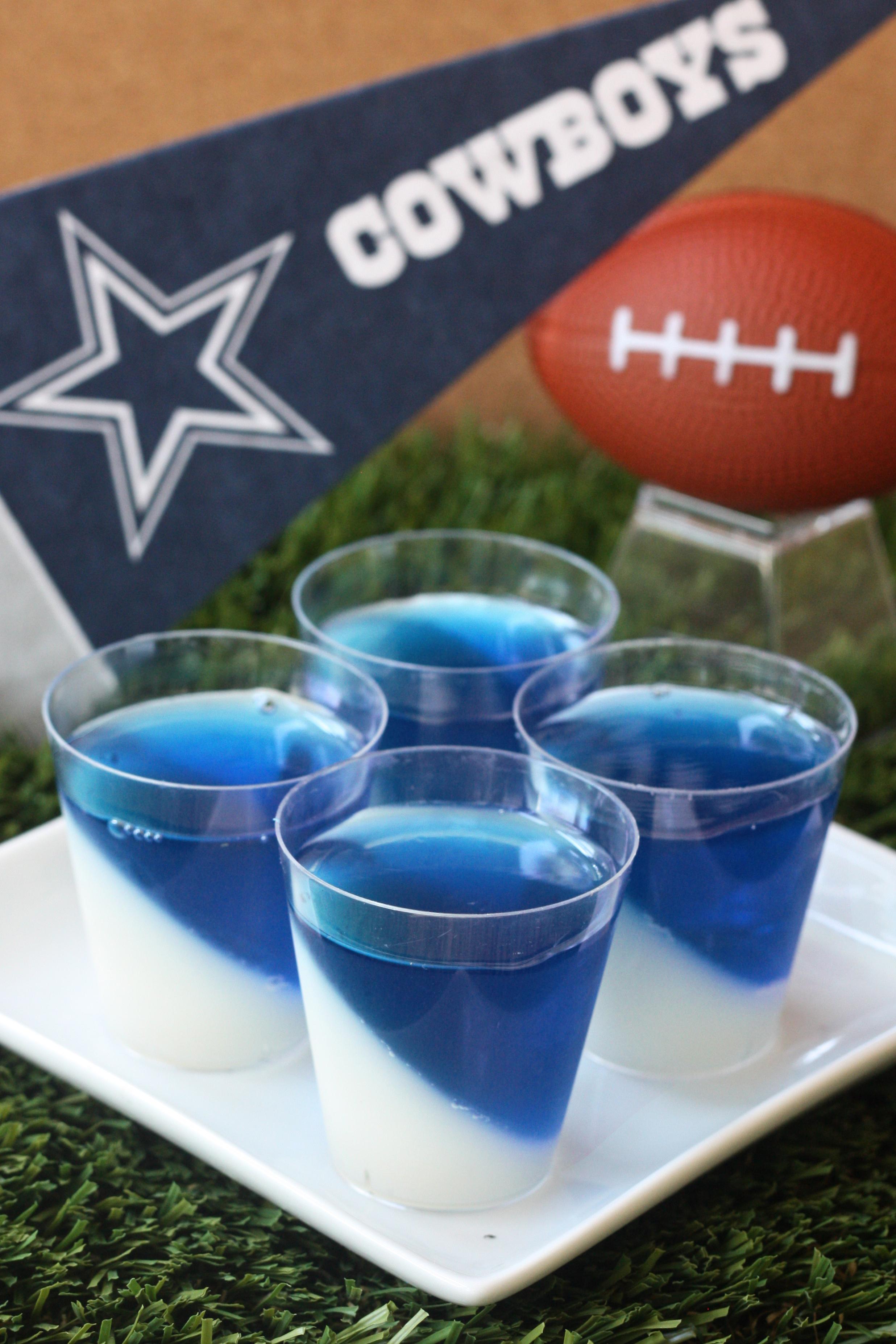 Best Dallas Cowboys Jell O Shots Recipe How To Make Dallas