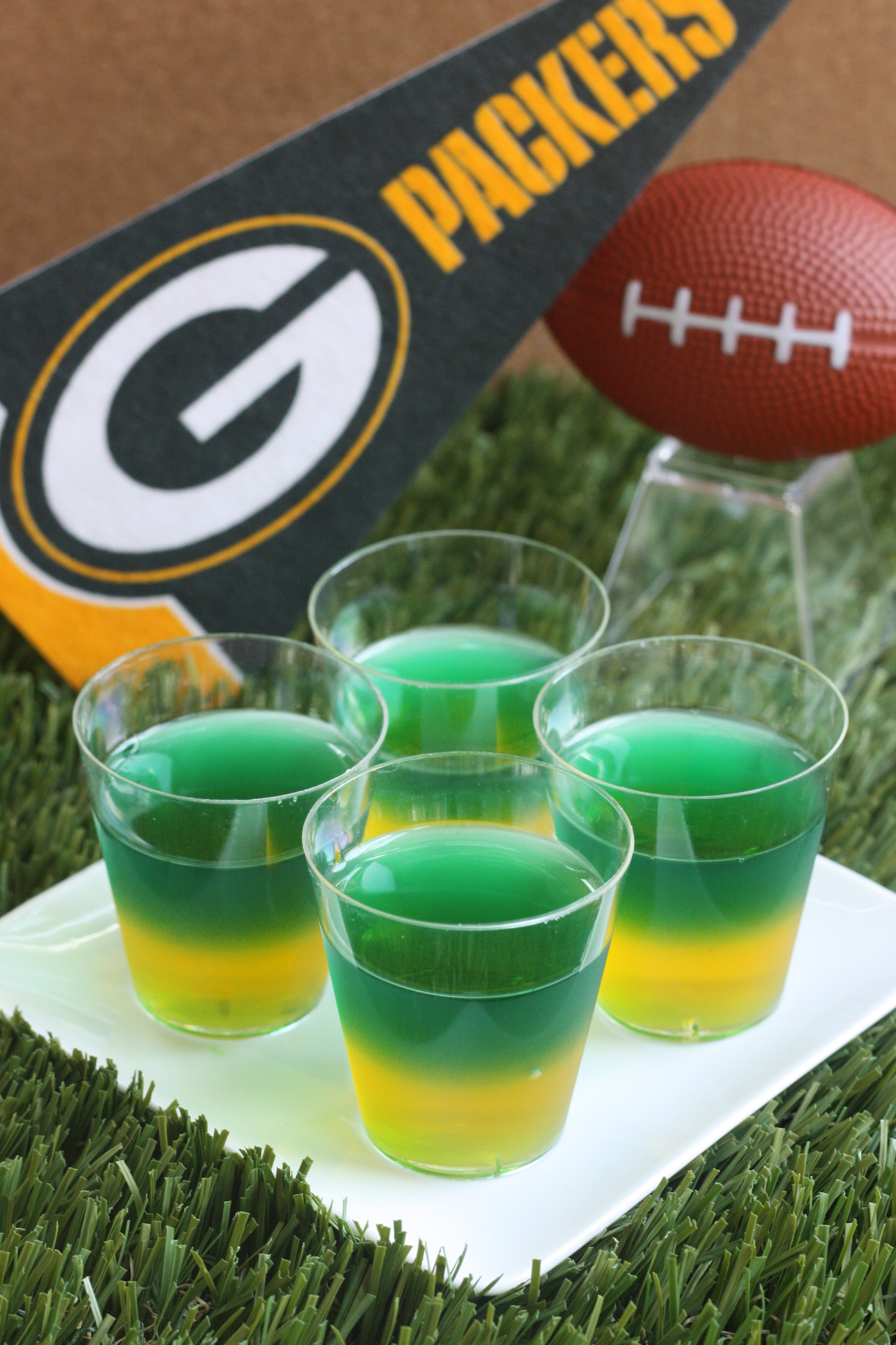 best greenbay packers jell