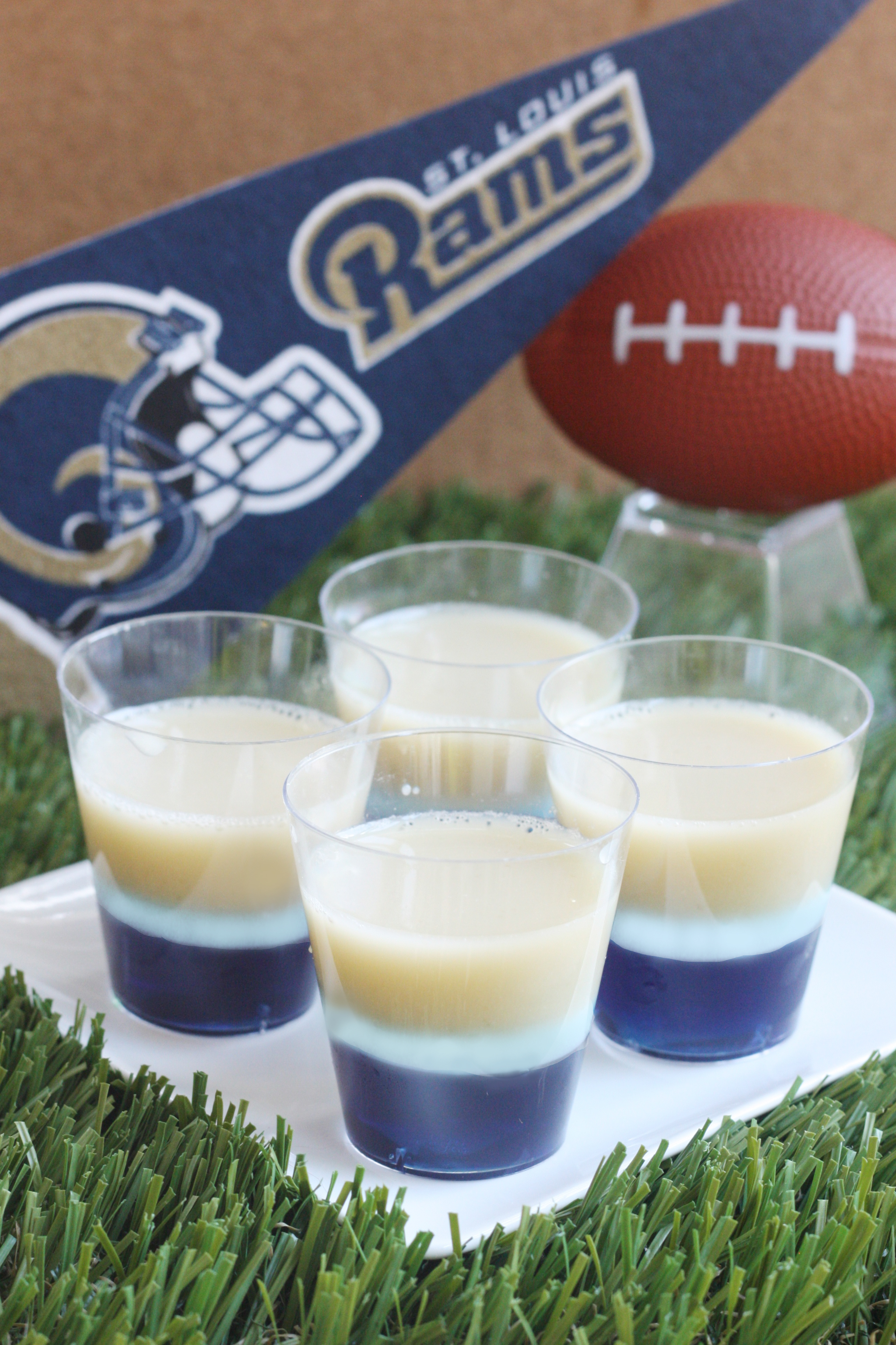 Best St Louis Rams Jell O Shots Recipe How To Make St