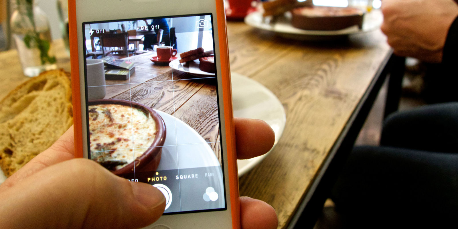 Как делают красивые фото на айфон