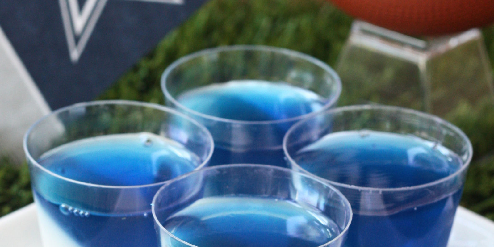 New Years Eve Jello Shots