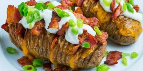 Related Keywords & Suggestions for loaded baked potatoes ...