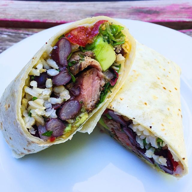 how to cook steak for burritos