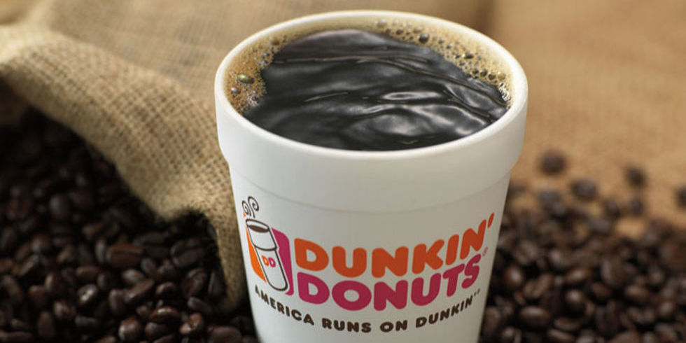 How To Dye Your Hair Using Dunkin Donuts Coffee Delish Com
