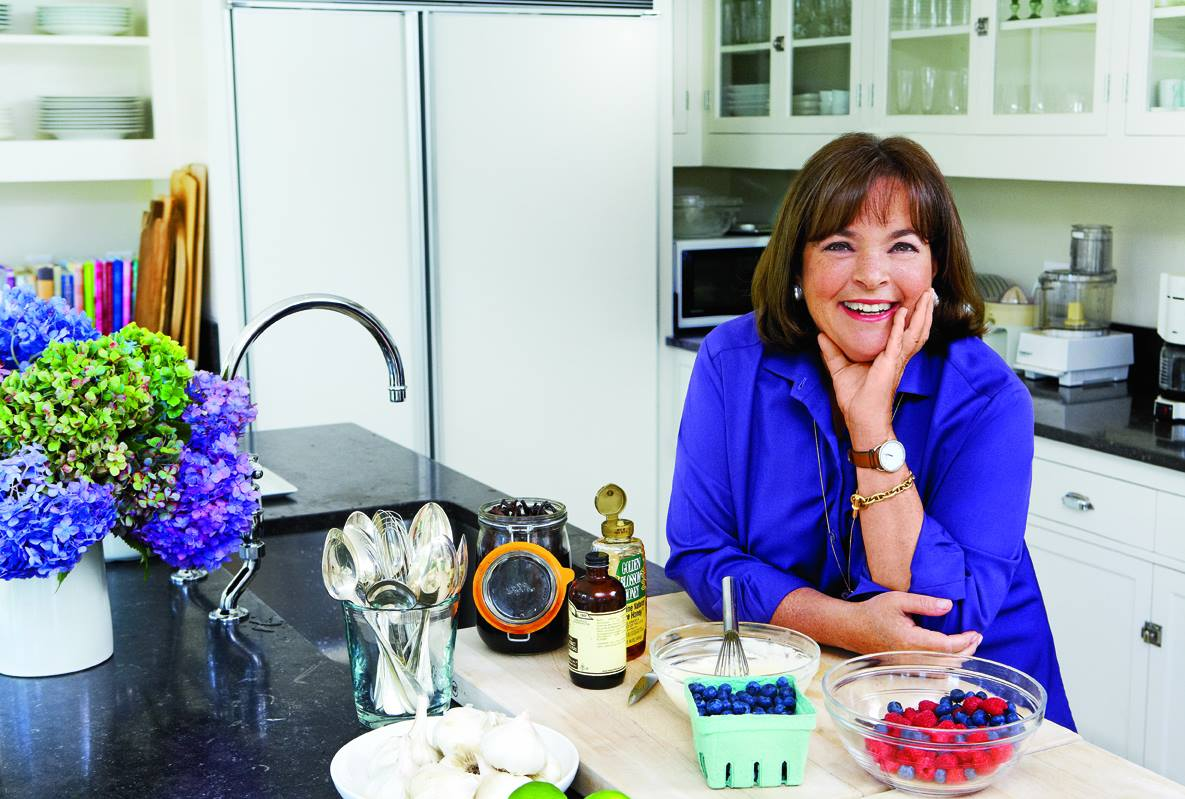 ina garten is filming new episodes - Cooking Contessa