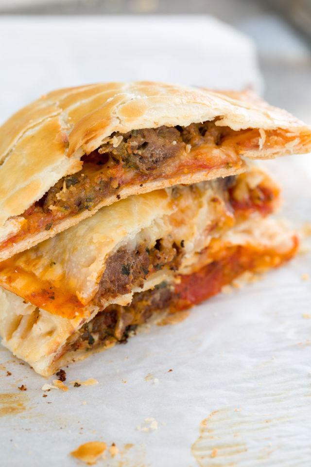 Imagine A Meatball Sub Stuffed Inside Pie Crust Yeah We Know
