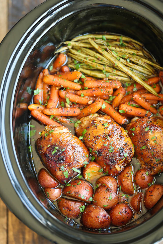 Crock pot chicken recipes easy