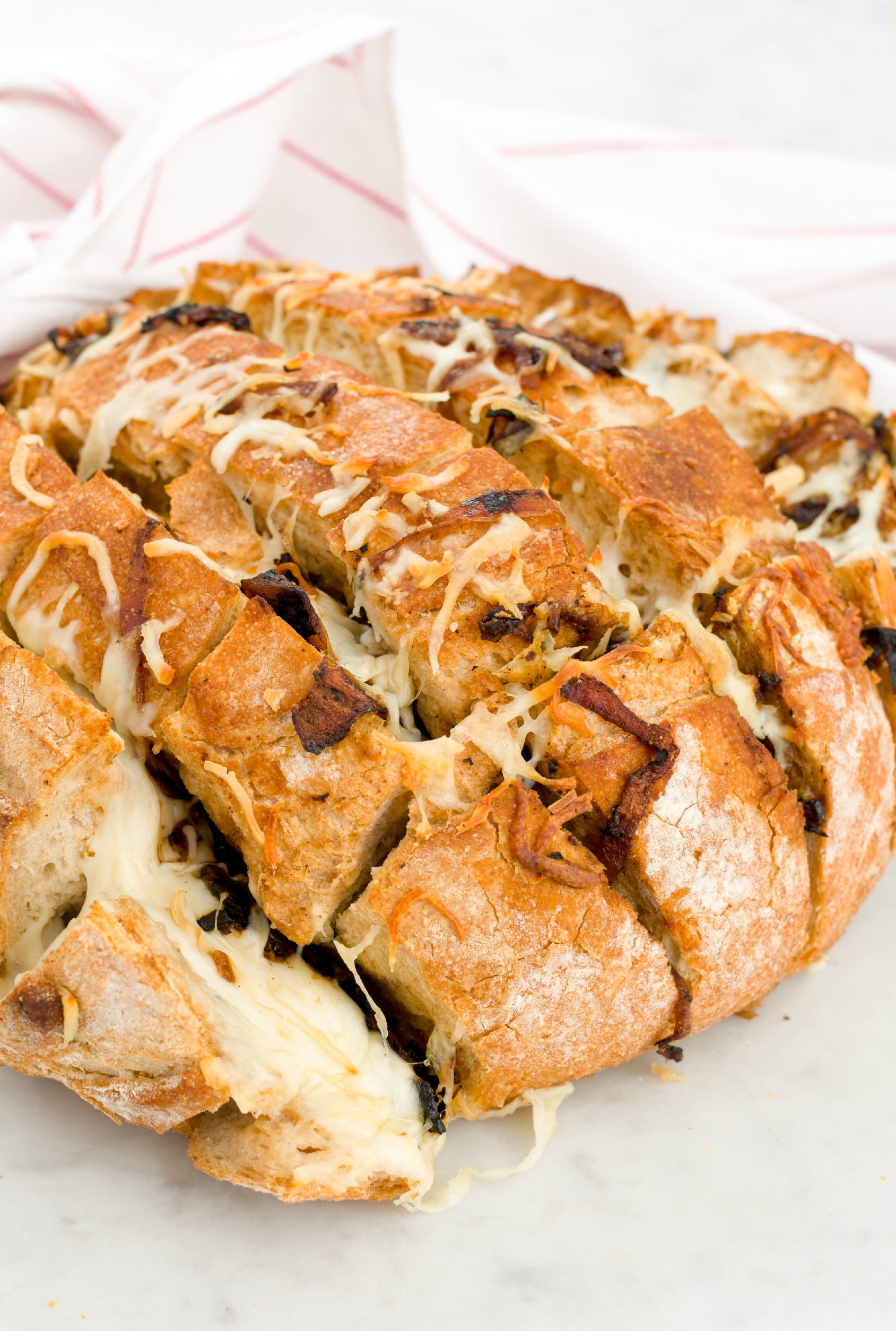 Pull-Apart Bread Ideas - How to Make Pull-Apart Bread