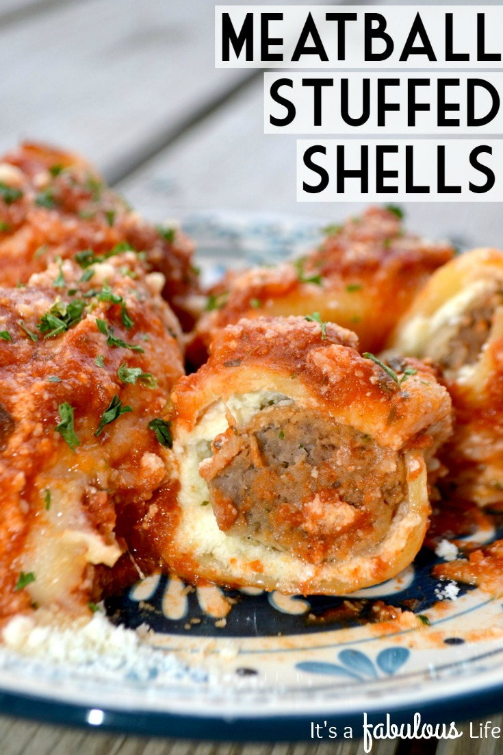 Easy stuffed shells recipes