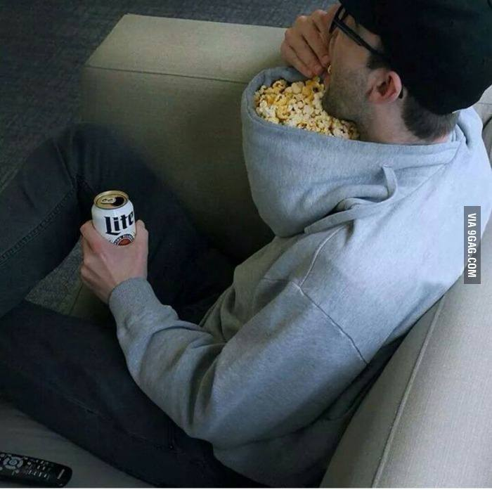 Image result for popcorn hoodie