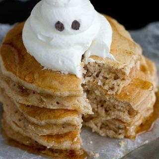 I'll have pancakes with a side of ghost, please.